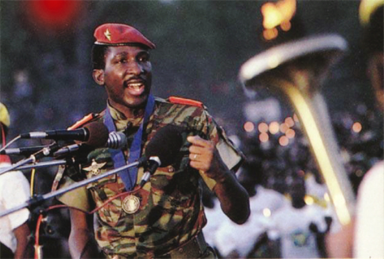 Burkina Faso : Les assassins de Thomas Sankara seront punis