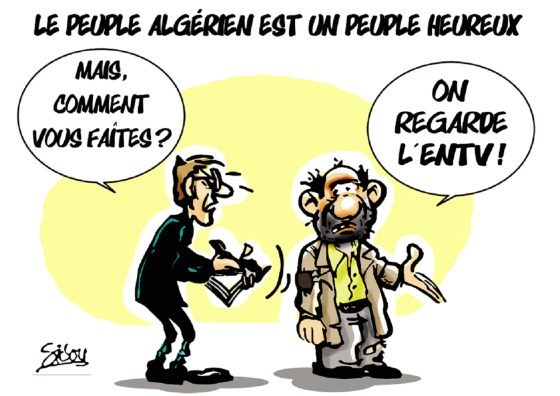 Peuple Algerien