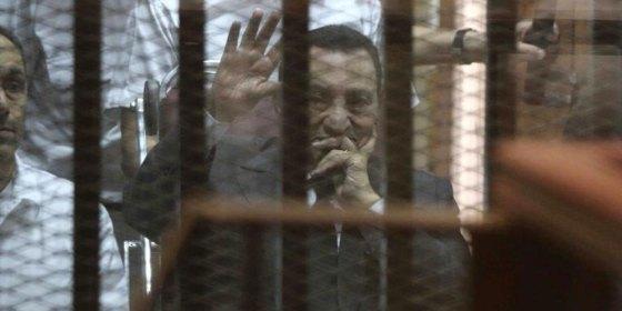Moubarak libéré choc en Egypte