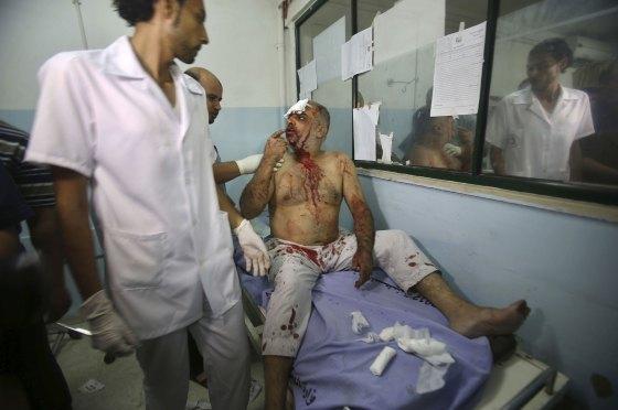 Gaza: L'Algérie prendra en charge les blessés