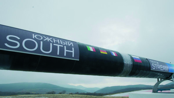 Moscou réoriente le gazoduc vers la Turquie