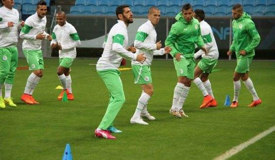 CAN 2015: L'Algérie dans le groupe de la mort