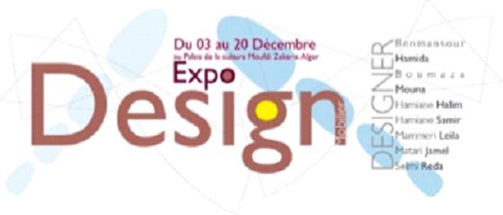 "Exposition design à Alger : ""Relaxation"""