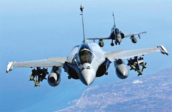 L'aviation française s'implique dans le génocide en Irak