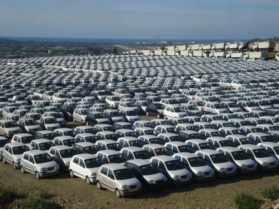 Hyundai Motors victime d'un grand plan de vols