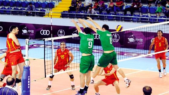 L'Egypte championne arabe 2014, l'Algérie troisième