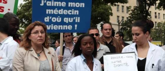 Le quart des médecins étrangers en France sont des Algériens