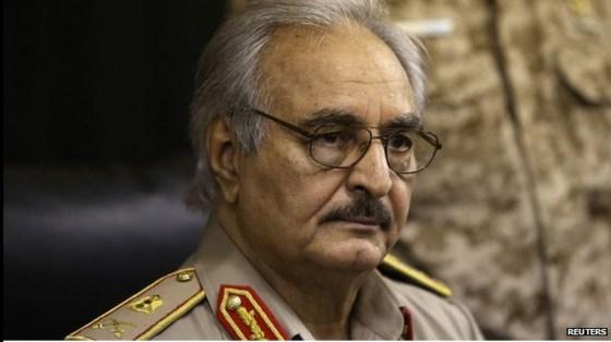 Haftar contre une solution politique?