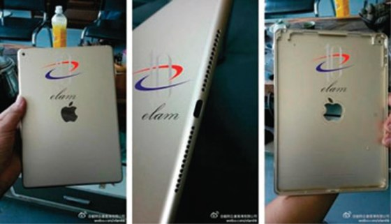 Des photos de l'iPad Air 2 auraient fuité sur la Toile