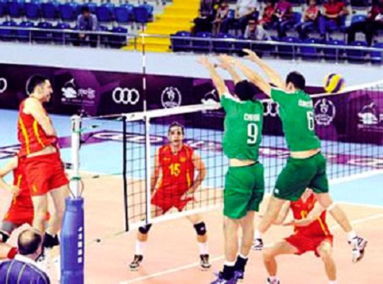 Volley-ball : Du bronze qui sonne comme un vrai échec