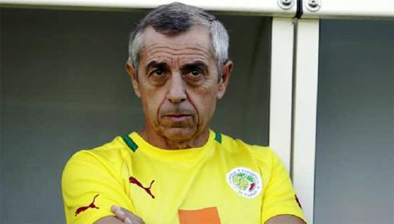 Alain Giresse : «Algérie peut être  un sérieux favori, mais…»