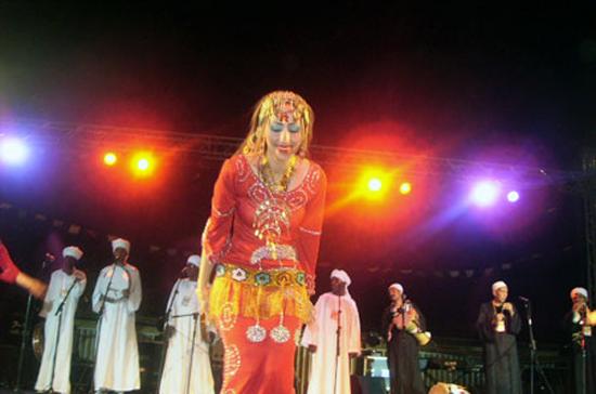 Procession à Tizi Ouzou