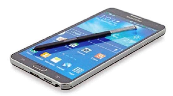 Samsung veut rester le roi des phablettes avec le Galaxy Note 4
