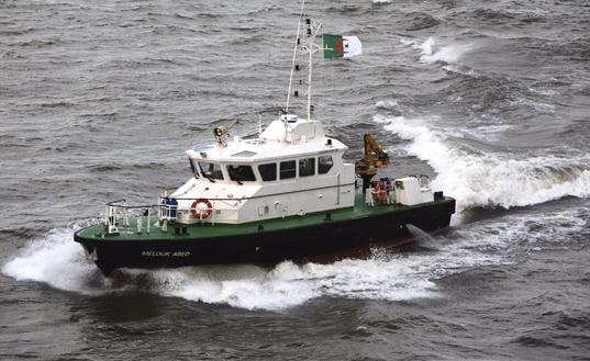 Port d'Alger : Un mort et trois marins portés disparus