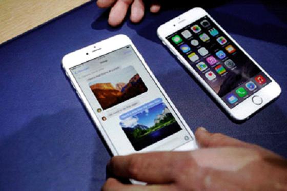 Ventes mondiales: les téléphones intelligents dépassent les mobiles classiques