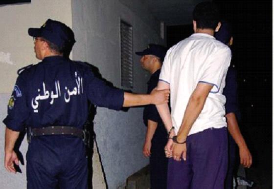 Arrestation de deux dealers et saisie d'un kg de kif traité