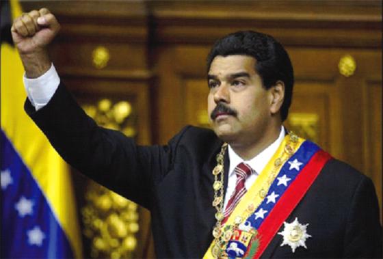 Venezuela : Le président Maduro accuse les USA de préparer un coup d'Etat