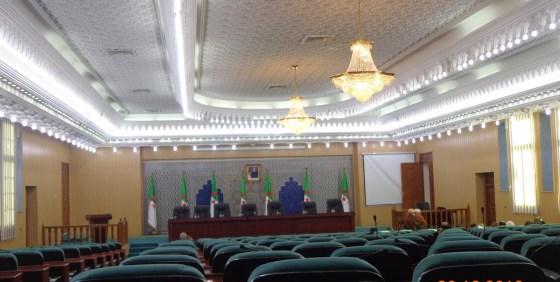 Béjaïa : La coalition bloque l'APW