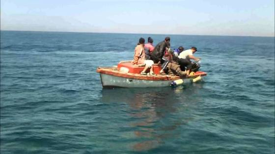 29 harraga arrêtés au large d'El-Kala