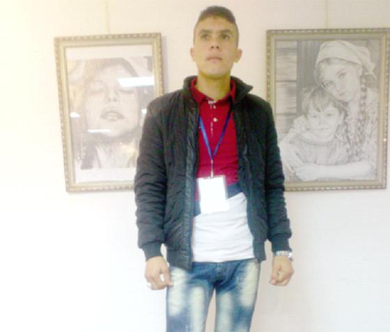 Oussama Bouhi, un jeune talent d'El-Eulma