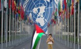 Activisme diplomatique palestinien à l'Onu
