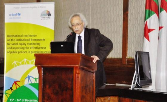 L'Algérie maintiendra sa politique sociale