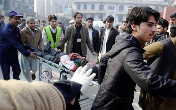 Le carnage des talibans à Peshawar