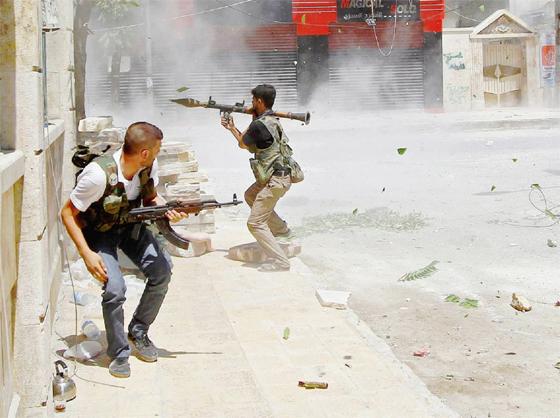 Près de 200 morts dans des combats entre l'armée et al-Nosra