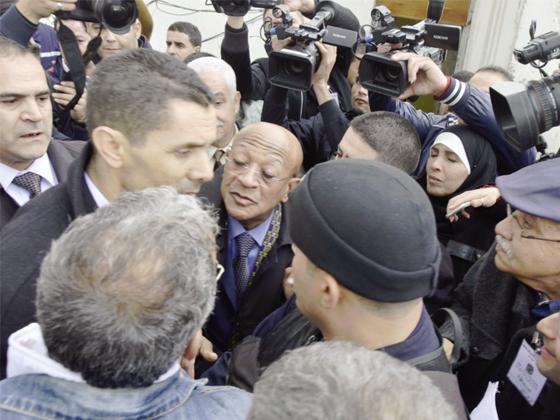 Abdelkader Zoukh : «On ne peut pas accepter de recours sans preuves»