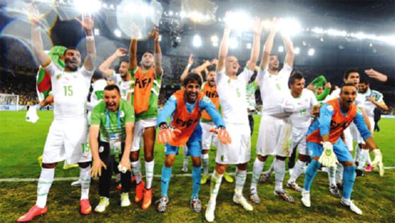 Classement FIFA : L'Algérie termine l'année à la 18e place