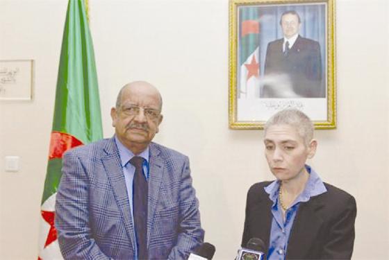 Kaidanov : l'Algérie, un «grand partenaire » des Etats-Unis