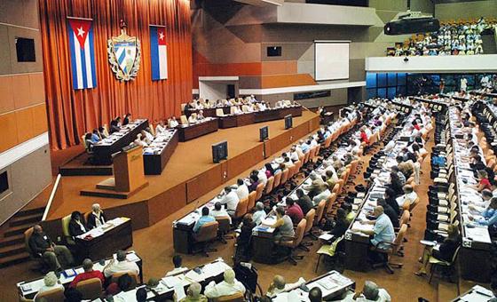 Les députés cubains approuvent le rétablissement avec les Etats-Unis