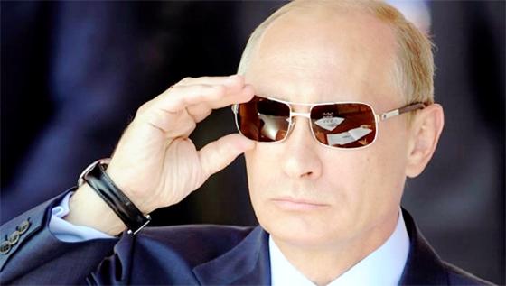Poutine  : «Personne n'arrivera à intimider la Russie!»