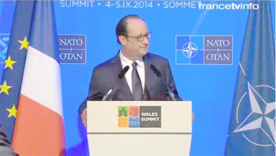 La France doit quitter l'OTAN si elle veut jouer son rôle de puissance mondiale