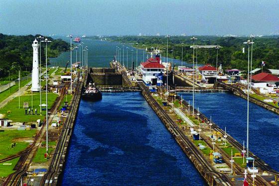 Début des travaux d'un canal concurrent de celui de Panama