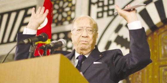 Caïd Essebci, l'héritier de Bourguiba, remporte l'élection
