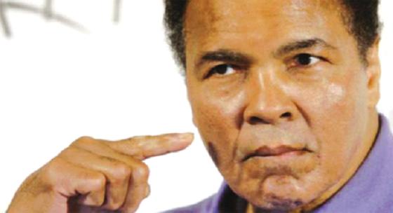 L'ex-boxeur Mohamed Ali va mieux