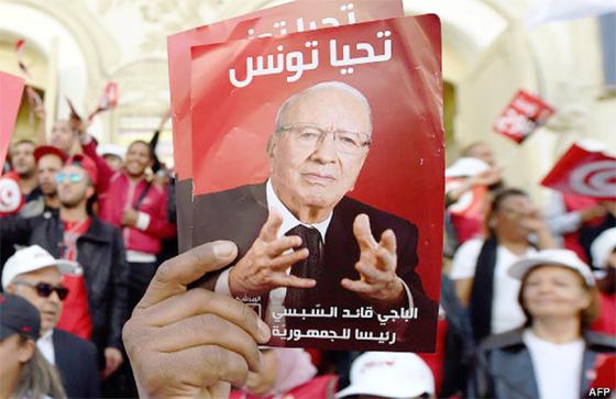 Caïd Essebsi : «La page de l'autoritarisme est tournée»