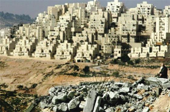 Vers la construction de 380 logements pour les colons à Al-Qods occupée