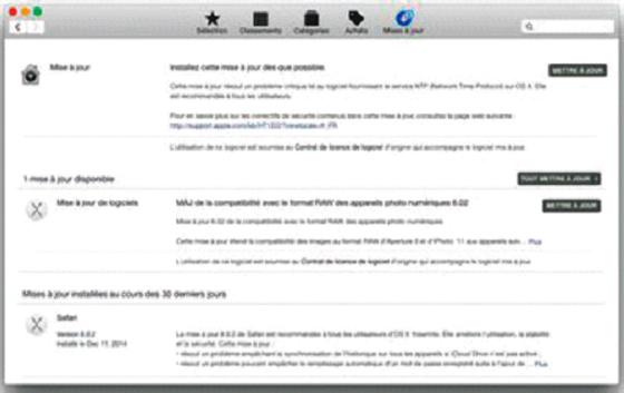 Apple diffuse sa première mise à jour  de sécurité automatique
