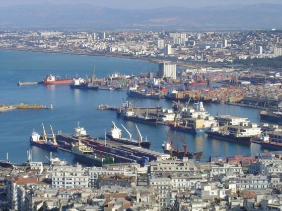 Port d'Alger : Le trafic passager en baisse en mai dernier
