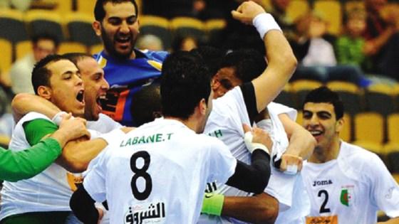 Handball: Victoire de l'Algérie devant l'Arabie Saoudite 27-19