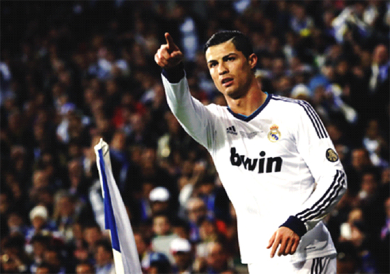 Cristiano Ronaldo gagne… 2,54 dollars par seconde, 3 660 dollars par jour !