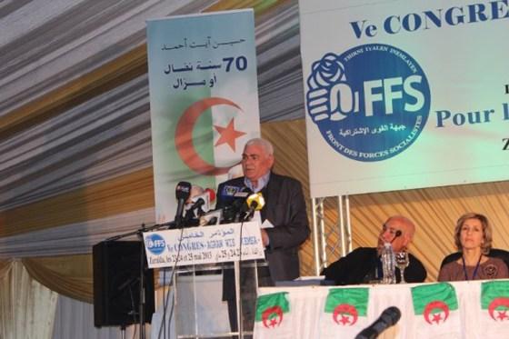 Le FFS, bien parti pour réhabiliter l'ex FIS
