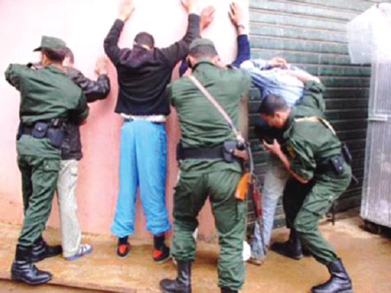 Arrestation de 3 agresseurs à Oum El-Bouaghi