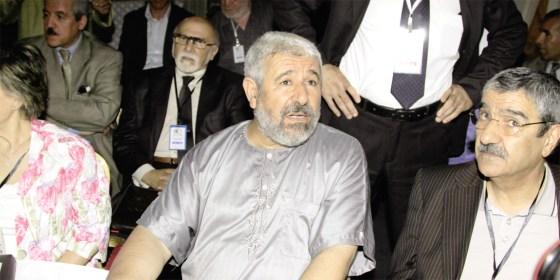 Les propositions de Djeddi ou le retour gagnant de l'ex-FIS