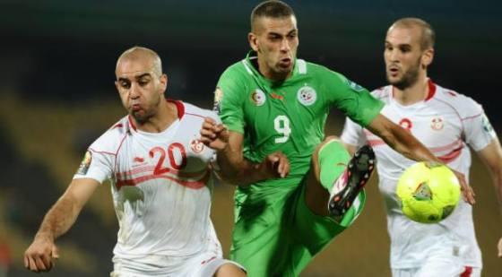 5000 billets réservés aux supporters algériens pour le matche Tunisie-Algérie