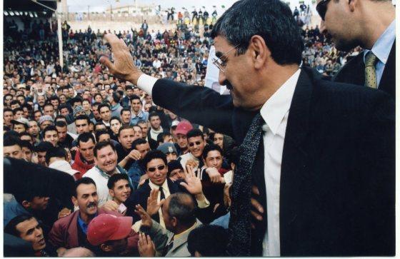 Ouverture d'une information judiciaire contre Saïd Sadi