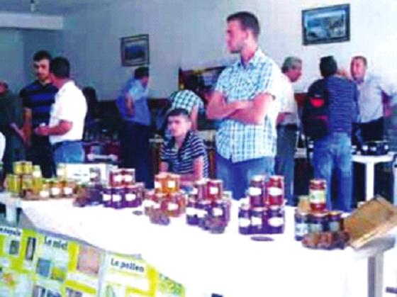 Semaine commerciale du Miel à Tizi Ouzou
