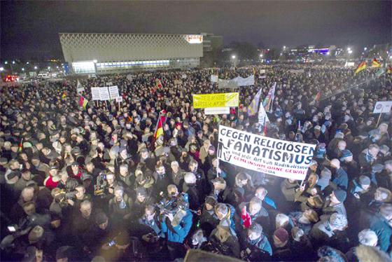 La société civile et la classe politique se mobilisent contre Pediga